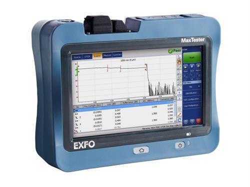EXFO MAX 730C SM3